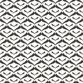曲折缝纹 — 图库矢量图片