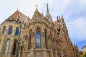 马蒂亚斯教堂 — 图库照片