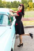 Back to the 50's — Foto Stock