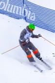 FIS Freestyle Ski World Cup - 2015 Calgary — Stock Photo