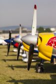 Airshow — Stock Photo