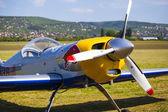 Airshow — Stockfoto