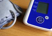 血压监视器 — 图库照片