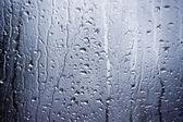 Rain water pattern — Stock Photo