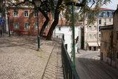 Lisbon Urban Scenery in Portugal — Stock Photo
