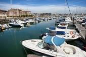 Cascais Marina in Portugal — Stock Photo