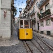 Bica Funicular in Lisbon — Stock Photo #57070477