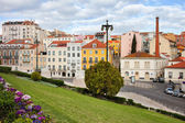 City of Lisbon Urban Scenery in Portugal — Stock Photo