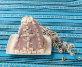 Traditional Easter dessert — Stock Photo