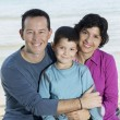 Happy family — Stock Photo #54185779
