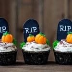 Halloween cupcakes — Stock Photo #54924577