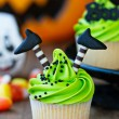 Halloween cupcake — Stock Photo #54924583