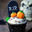Halloween cupcake — Stock Photo #54924643