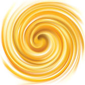 Zemin canlı sarı renk dönen vektör — Stok Vektör