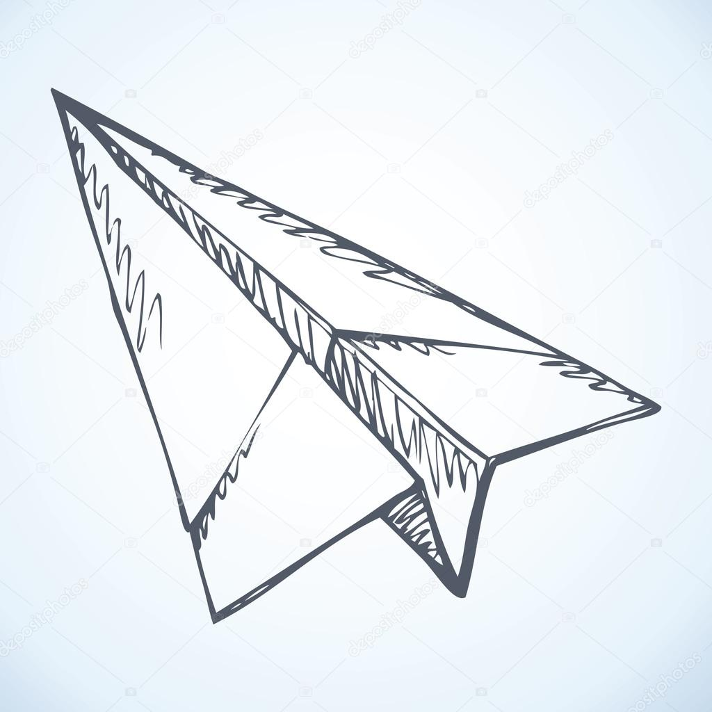 avi u00f3n de papel dibujo vectorial archivo im u00e1genes paper airplane vector free paper airplane icon vector