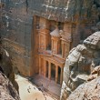 Petra from the mountain — Stock Photo #69879037