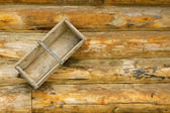 Mur et vieux Articles ménagers — Photo