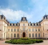 Potocki Palace in Lviv, Ukrainian. Currently - Lviv National Art Gallery — Stock Photo