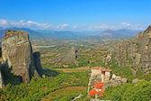 Meteora Monasteries in Greece — Stockfoto