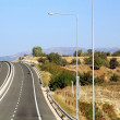 Highway at Greece — Stock Photo #58225105