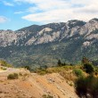 Highway in the mountains at Greece — Stock Photo #58778057