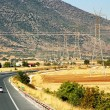 Highway at Greece — Stock Photo #59759389