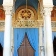 Door of the Metropolitan Cathedral of Athens, Greece — Stock Photo #60892325
