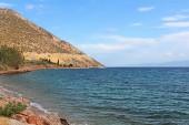Beach in Greece — Stock Photo