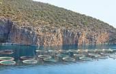 Aquaculture in Greece — Stock Photo