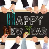 Año nuevo — Foto de Stock