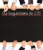 Regulations list — ストック写真