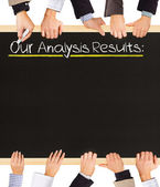Analysis Results — Stock Photo