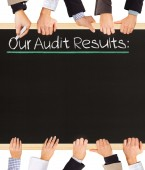 Audit Results — Stock Photo