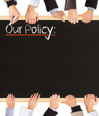 Policy — Stock Photo