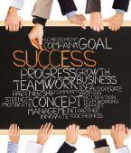 Éxito — Foto de Stock