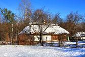 Casa rural — Foto de Stock