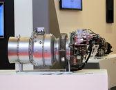 Turbina de helicóptero — Foto Stock