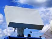 雷达天线 — 图库照片