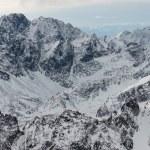 Winter mountain peaks — Stock Photo #62794337