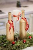 Christmas holiday decoration — Stock Photo