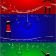 Christmas background — Stock Vector #57252245