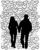 Valentine's Day Event — Διανυσματικό Αρχείο