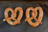 Sourdough Pretzels — Stock Photo