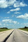 Highway in Colorado — Stock Photo