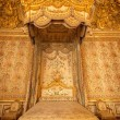 Interior of royal bedroom at Palace of Versailles — Stock Photo #63122813