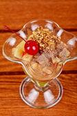 Dessert de fruits — Photo