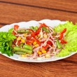 leckeren salat — Stockfoto #57057737