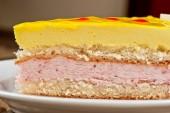 Cake piece — Stock Photo