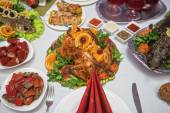 Traditional festive food — Photo