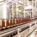 Beer conveyor — Stock Photo #64620855